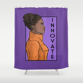 Innovate Shower Curtain