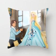 Vanity Fair  Throw Pillow