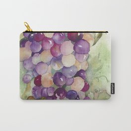 Wine Grapes 2 Carry-All Pouch