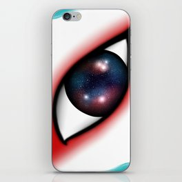 See the World iPhone Skin