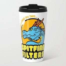 Spitfire Filters Travel Mug