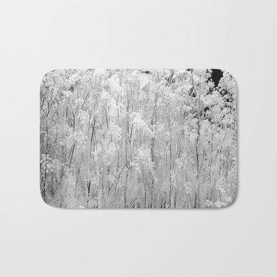 Flower | Flowers | Frosted Ornamental Grasses Bath Mat