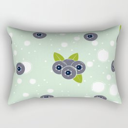 bluberry Rectangular Pillow