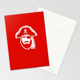 Who wants to be a Pirate?!? Stationery Cards