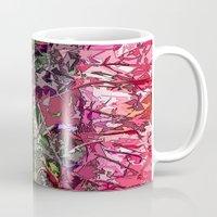 kaleidoscope Mugs featuring Kaleidoscope by Lior Blum
