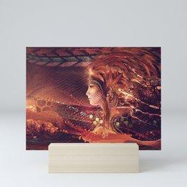 Shadow of a Thousand Lives - Visionary - Manafold Art Mini Art Print