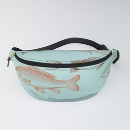 Fishes Fanny Pack
