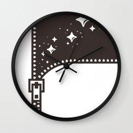 inner universe Wall Clock