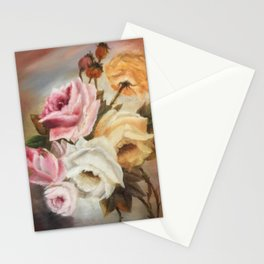 Roses of Texas Stationery Cards
