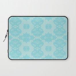 Blue Pattern 1 Laptop Sleeve