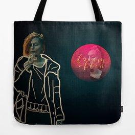 dream often Tote Bag