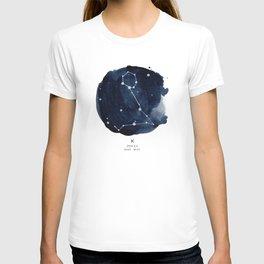 Zodiac Star Constellation - Pisces T-shirt