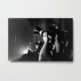 In the Pit Metal Print
