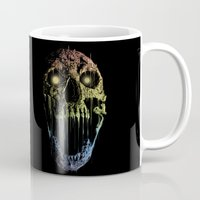 soul eater Mugs featuring Soul Eater by Doyle See