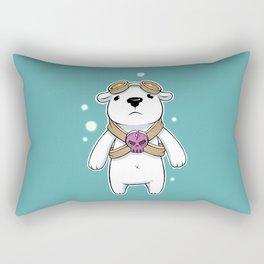 Polar Pilot Rectangular Pillow