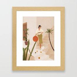 Wonders of the New Day Framed Art Print