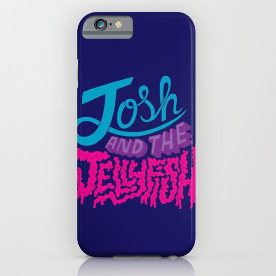 Josh and the Jellyfish iPhone & iPod Case