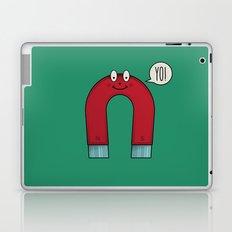 Yo Magnets Laptop & iPad Skin