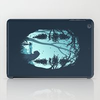 chihiro iPad Cases featuring Lonely Spirit by filiskun
