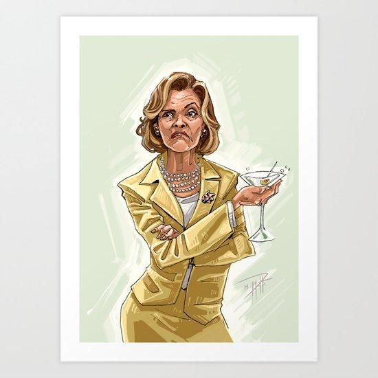 Jessica Walters Art Print