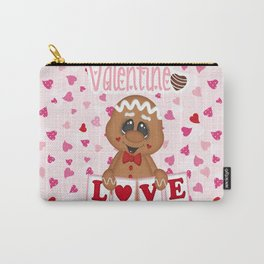 My Sweet Valentine Boy Carry-All Pouch