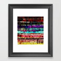 ::  R.E.M. :: Framed Art Print