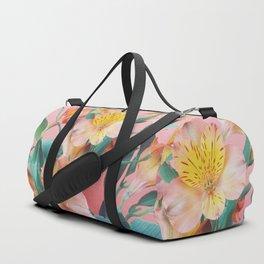 Spring Bouquet Duffle Bag