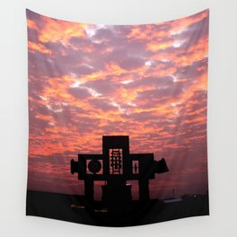 Mexican sunrise Wall Tapestry
