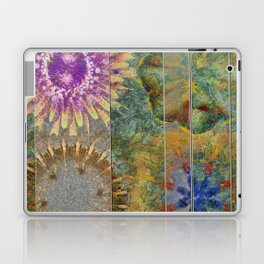 Rethank Weave Flower  ID:16165-002645-43931 Laptop & iPad Skin