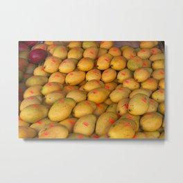 Many Mangoes Metal Print