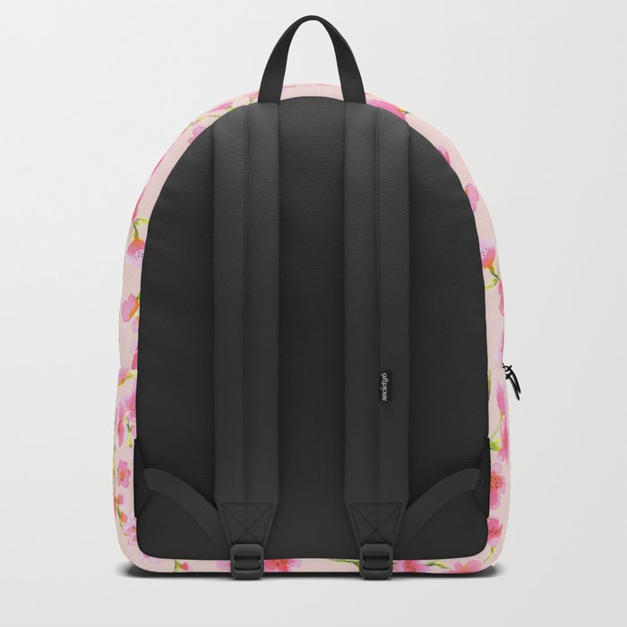 Cherry Blossoms Pink on Pink (For Mackenzie) Backpack