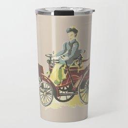 Benz Viktoria car Travel Mug