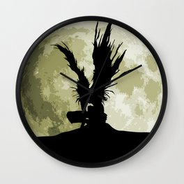 Death God Wall Clock