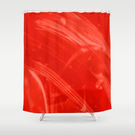 Strawberry Whole Food Syrup on My Mind! Shower Curtain