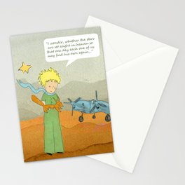 Le Petit Prince  Stationery Cards