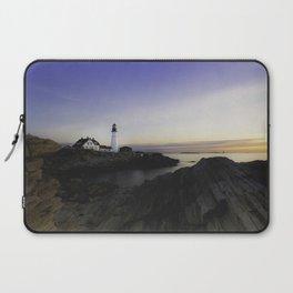 Sunrise in Maine Laptop Sleeve