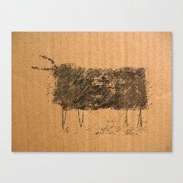 Miura Canvas Print