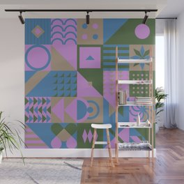 DIGITALE Wall Mural