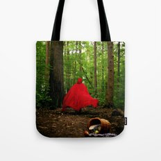 The Wolf Is Coming Tote Bag