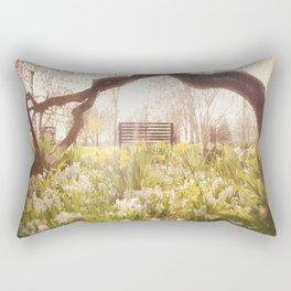 La Bella Vita Rectangular Pillow