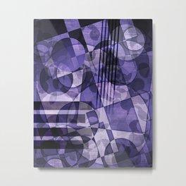 Jazz Café Metal Print