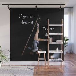 I Have a Dream Wall Mural