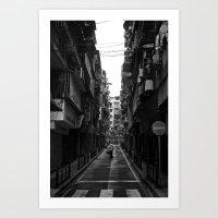 Small Street Art Print