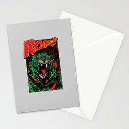 Cringer Roar Stationery Cards