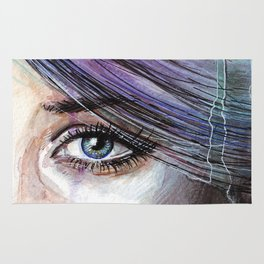 Beautiful Eyes Rug