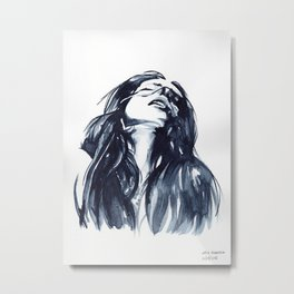 (i) Metal Print