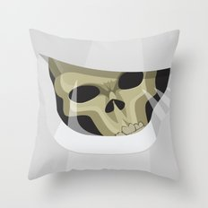 Impossible Astronaut - Doctor Who Throw Pillow