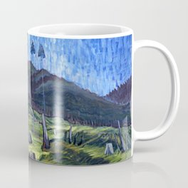 Odds And Ends Emily Carr Coffee Mug