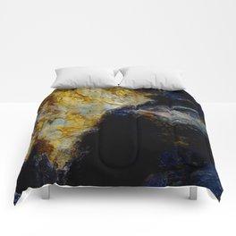 Blue Hymn Comforters