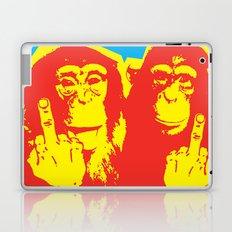 Monkeybird Laptop & iPad Skin